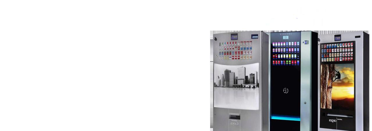 Máquinas vending de tabaco