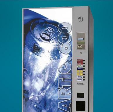Repuestos máquinas vending